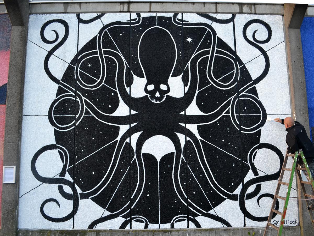 Street art, Musicon i Roskilde
