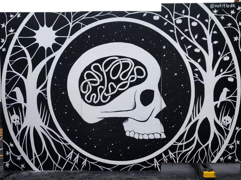 Mural Upfest Bristol