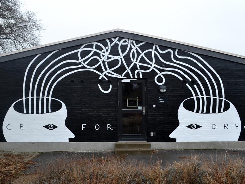 Gavlmaleri Charlottenlund København